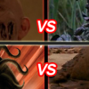 Monster Madness: The Mummy vs. Swamp Thing – Cthulhu vs. Graboid