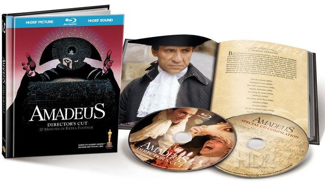Amadeus Movie Cast
