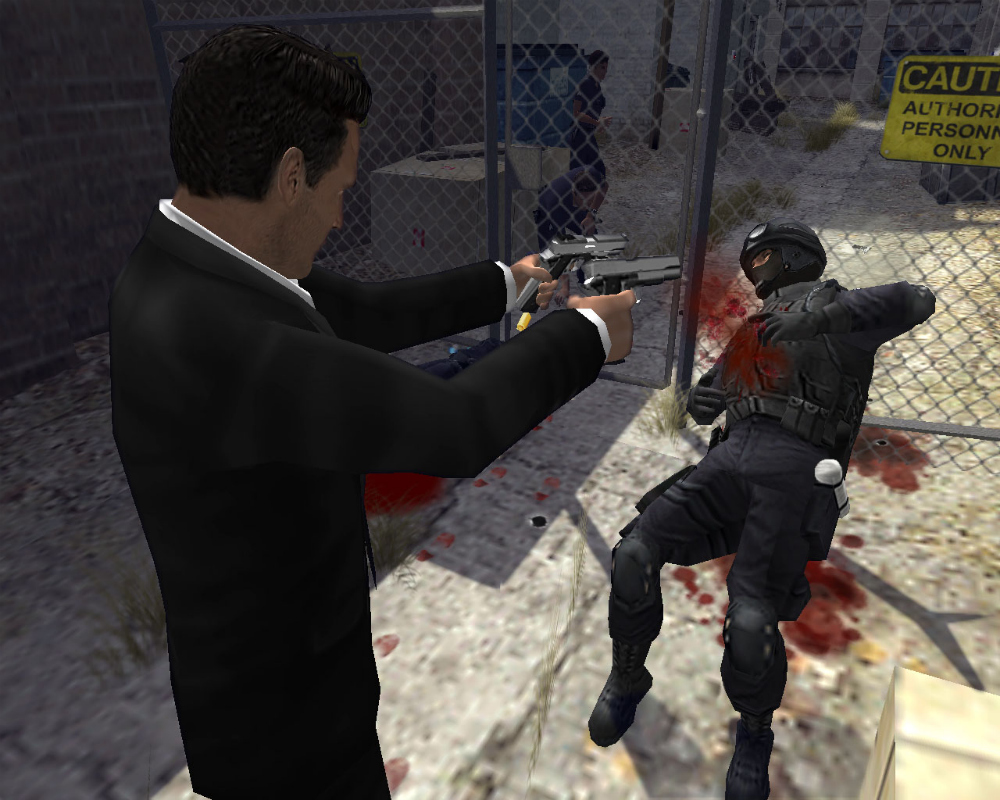 Some Small Notion of Art and the Violent Video Game - High-Def ...