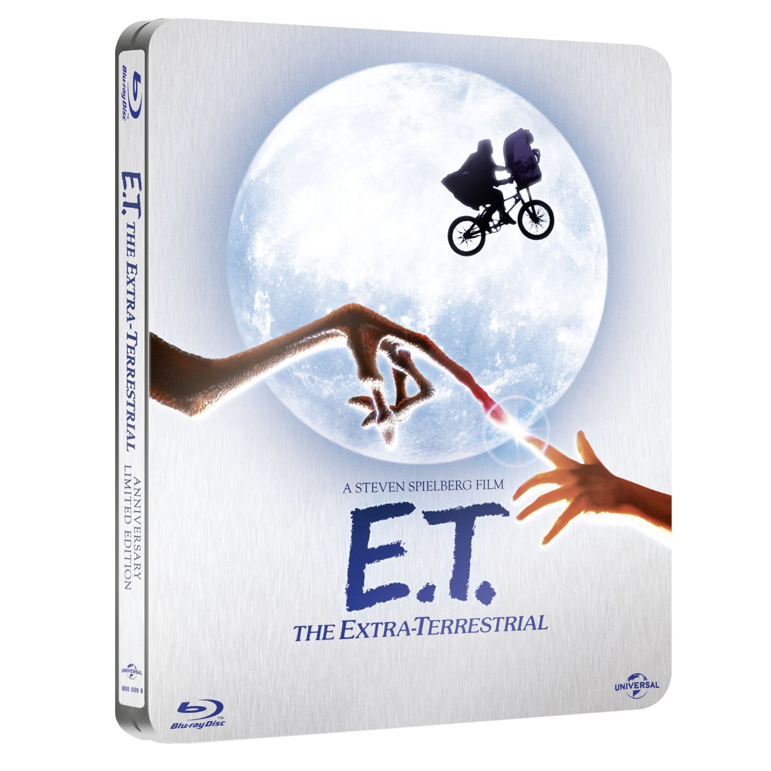 et steelbook Full Metal Jackets: We Can All Phone Home Together