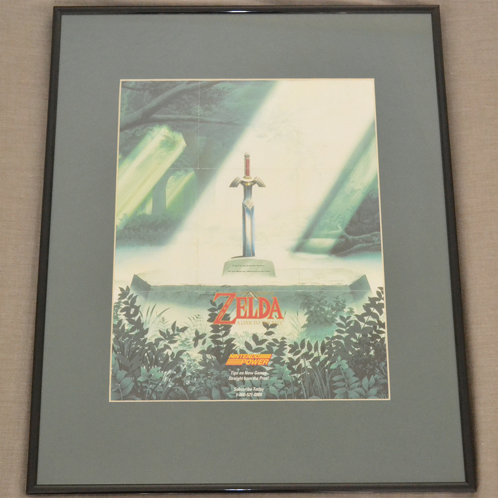 Link to the Past Poster