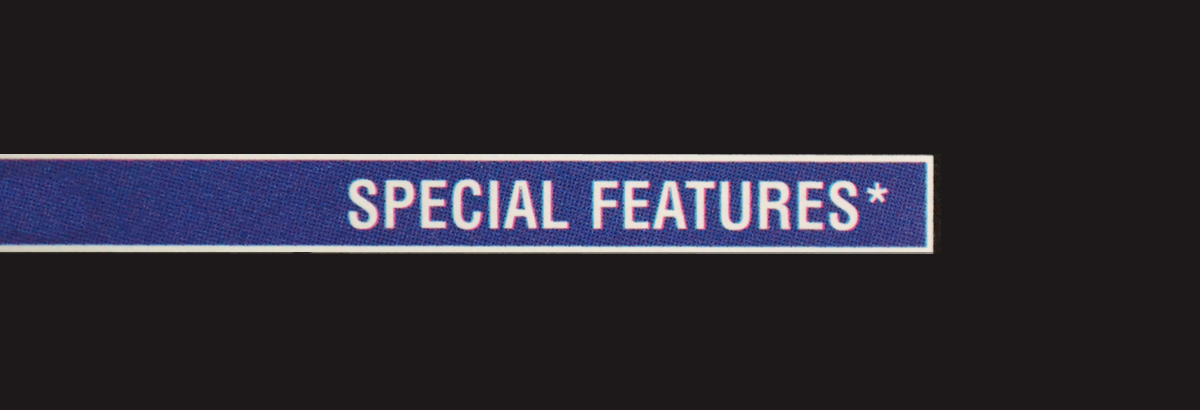 Poll: The Special Feature