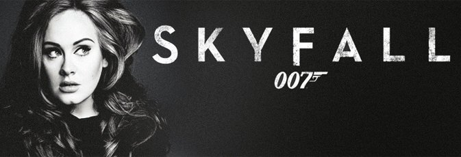 Skyfall' Theme Song Released - Yup, It's Adele - High-Def Digest