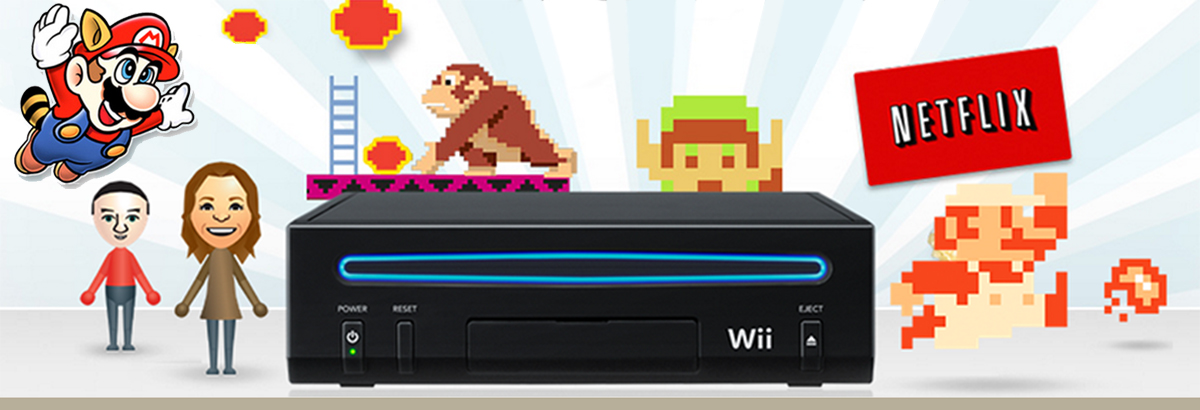 The Nintendo Wii in Six Titles