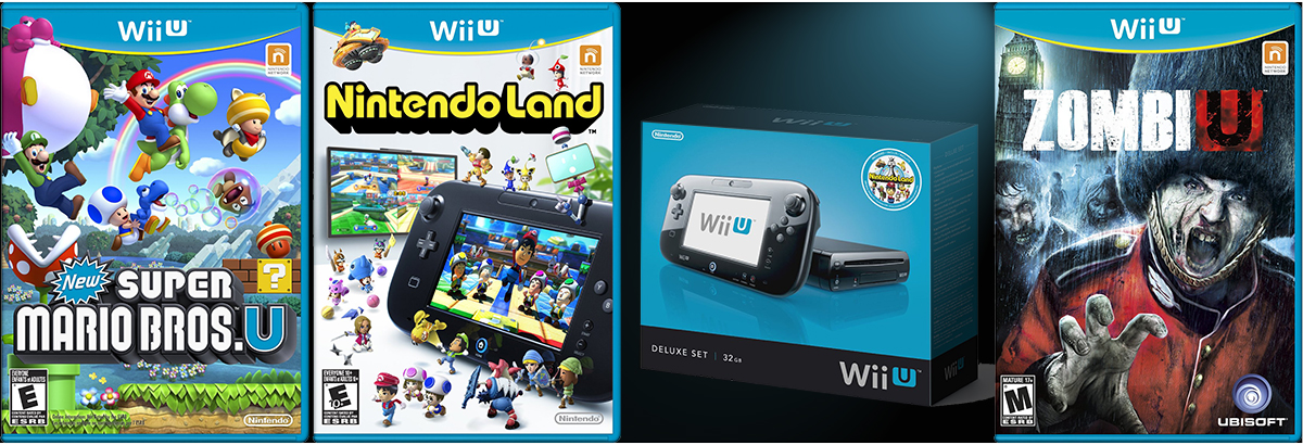 The Wii U Will Launch in 3... 2... 1...