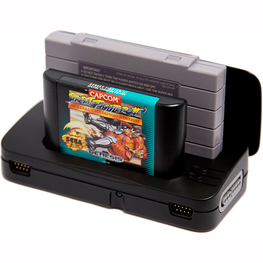 Return to Cartridge Gaming: Retrode