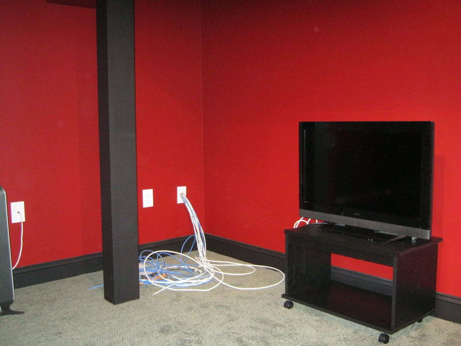 alcove tv Building a Home Theater, Step 5: The When Will This Ever Be Done? Phase