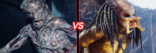 grendel predator Monster Madness: Grendel vs. Predator   Gamera vs. Balrog