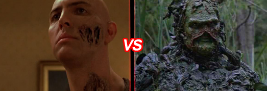 mummy swamp thing Monster Madness: The Mummy vs. Swamp Thing   Cthulhu vs. Graboid