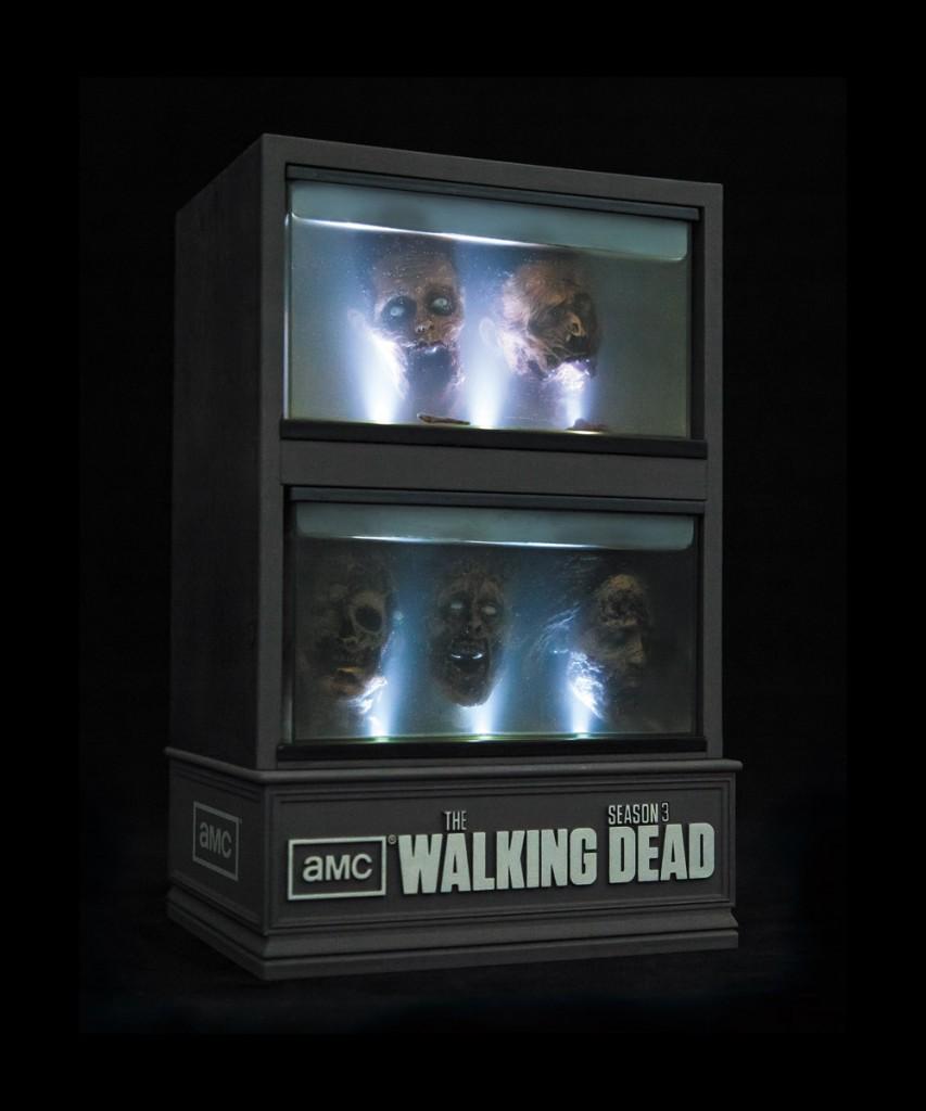 Walking Dead Season 3 Limited Edition Gift Set