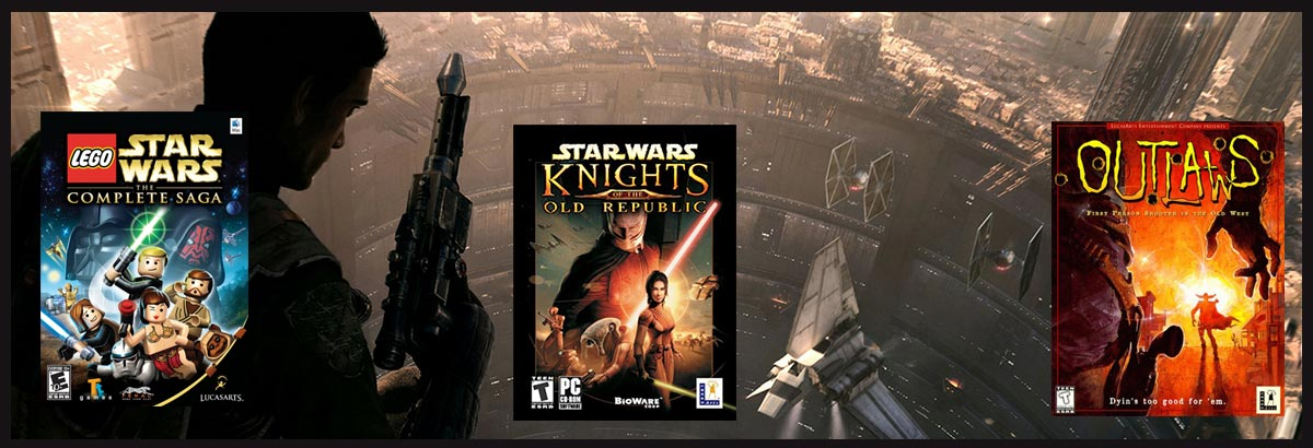 Looking Back at the Games of LucasArts: Episode II