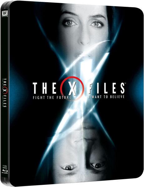 X Files SteelBook front