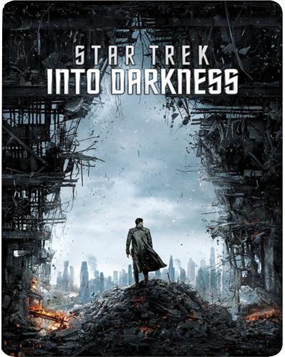 Star Trek into Darkness SteelBook