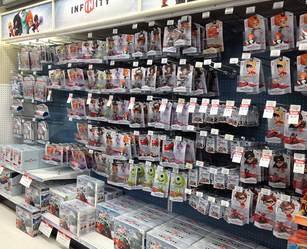Disney Infinity in the Wild