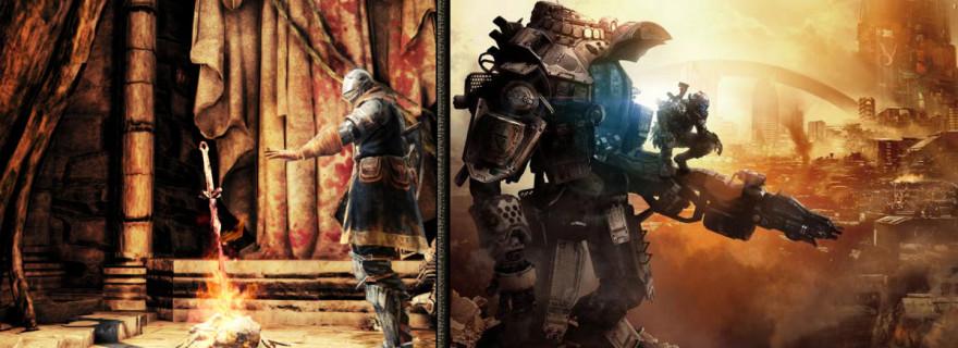 Titanfall & Dark Souls 2