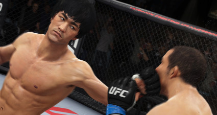Videogame Releases: Week of June 15th, 2014 Bruce Lee UFC