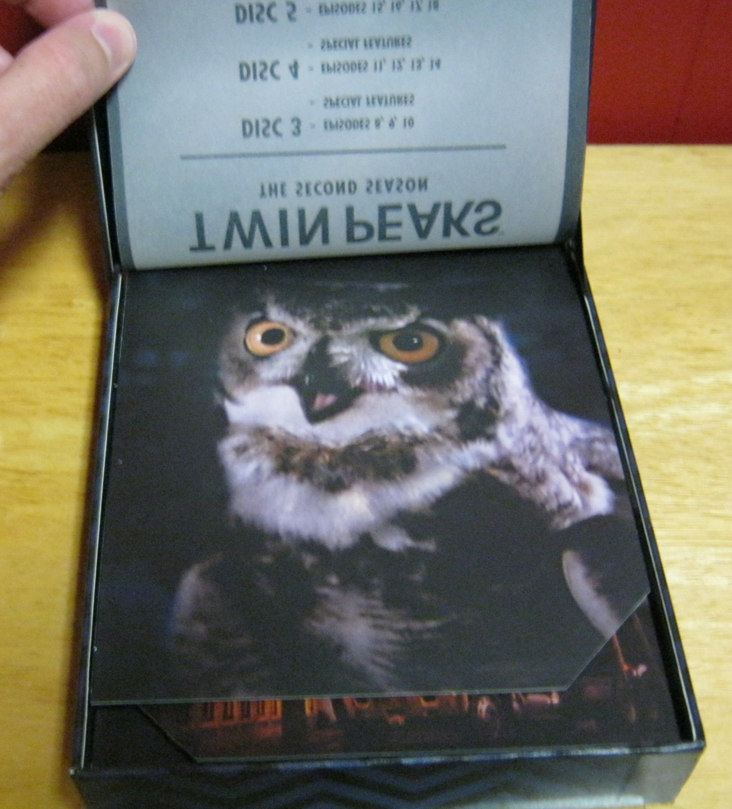 Unboxed Twin Peaks The Entire Mystery Blu Ray High