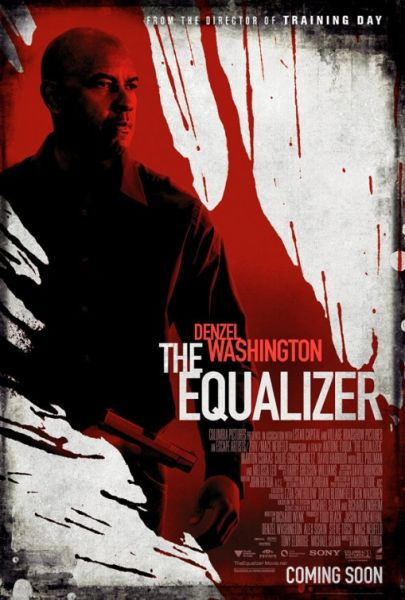 Equalizer Blu-ray SteelBook Option 1