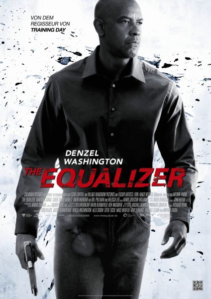Equalizer Blu-ray SteelBook Option 2