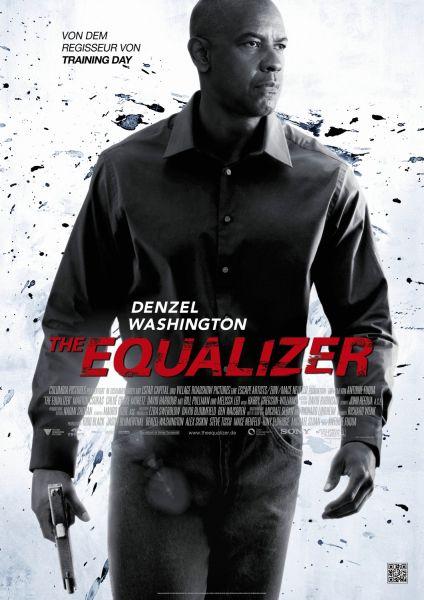 Equalizer Blu-ray SteelBook Option 2