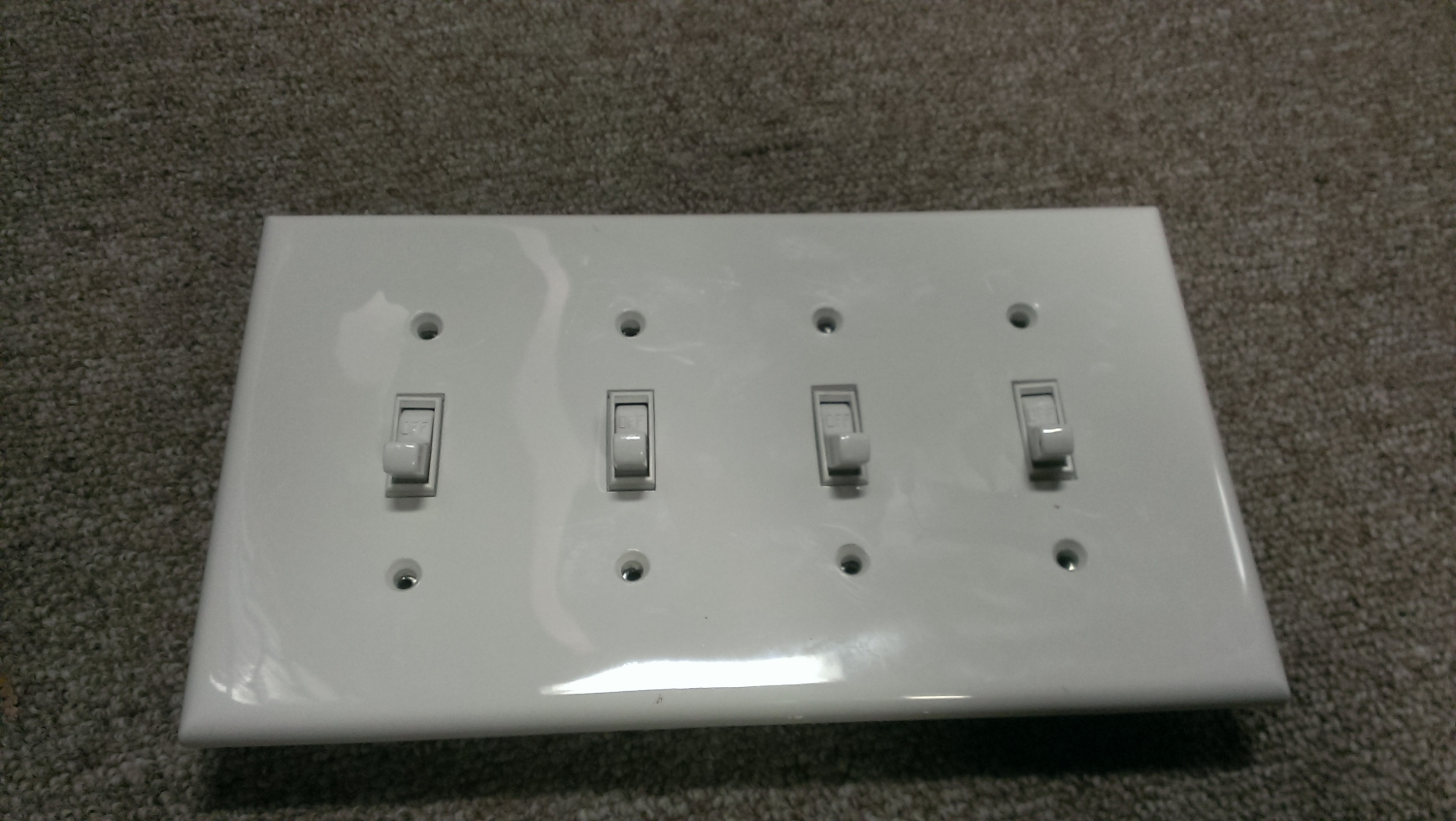 WeMo - Old Light Switches Uninstalled