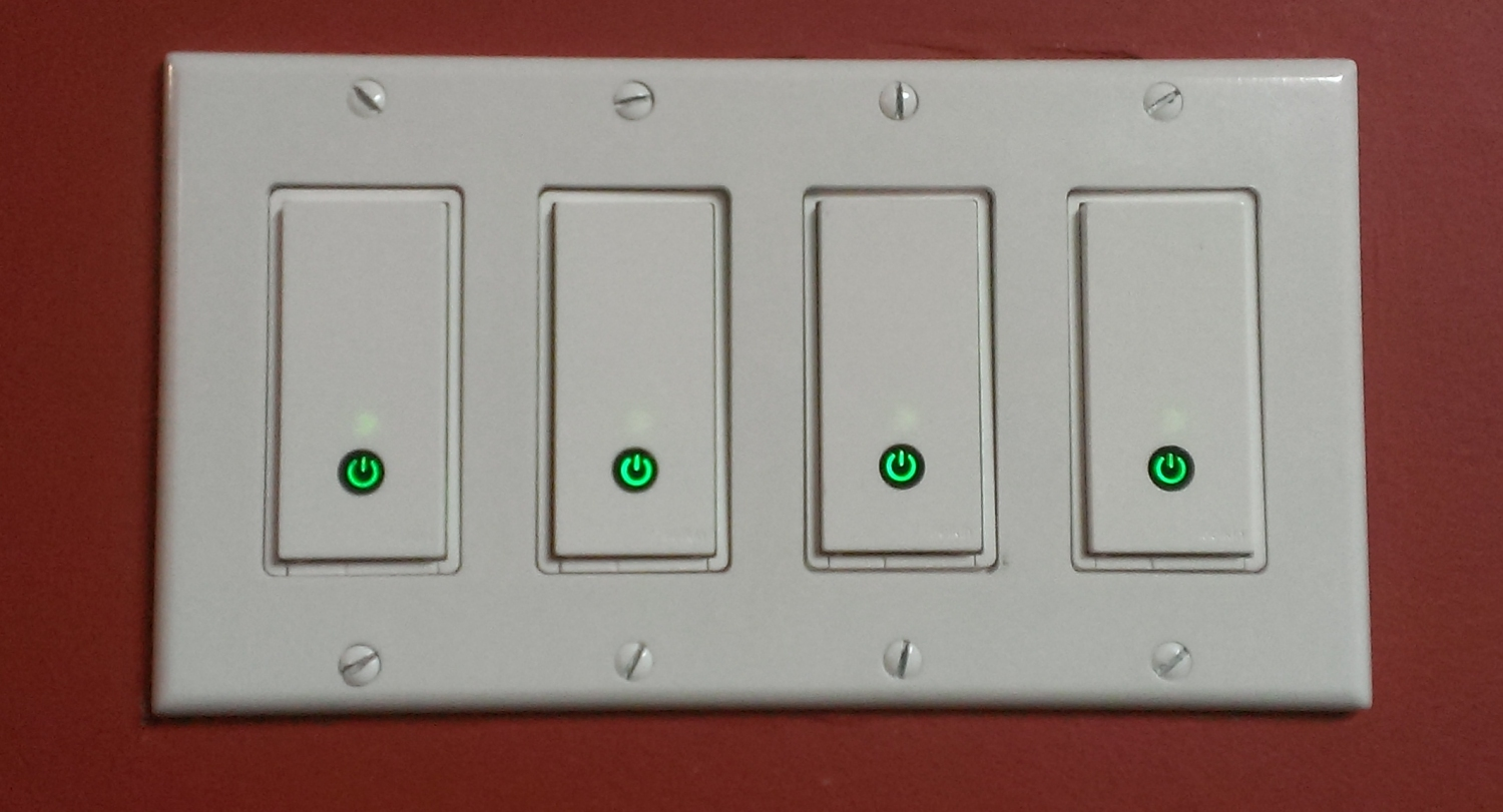 WeMo - Installed Switches