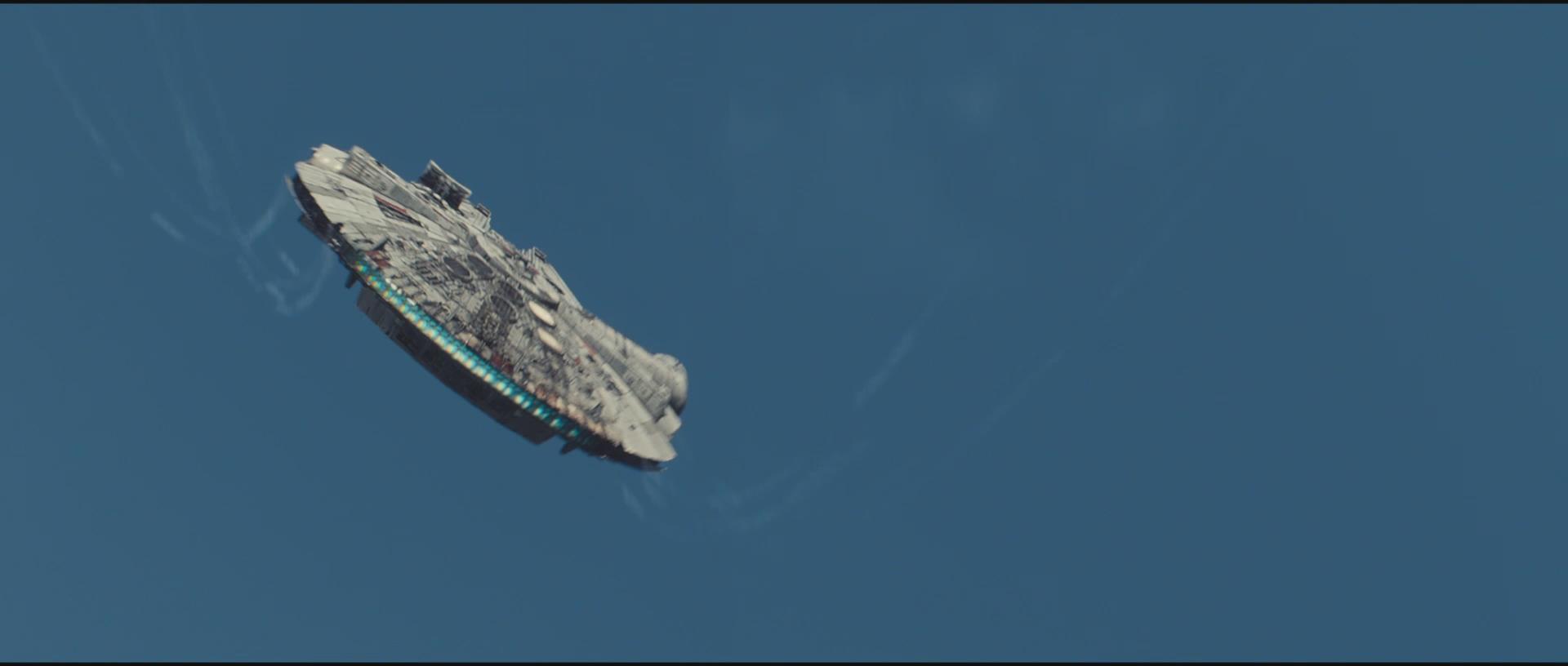 Star Wars – Millennium Falcon Loop-the-Loop