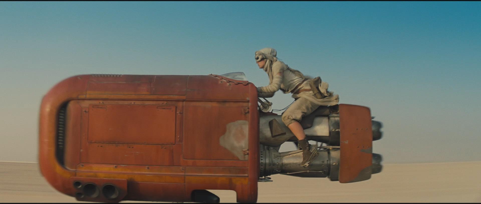 Star Wars – Daisy Ridley