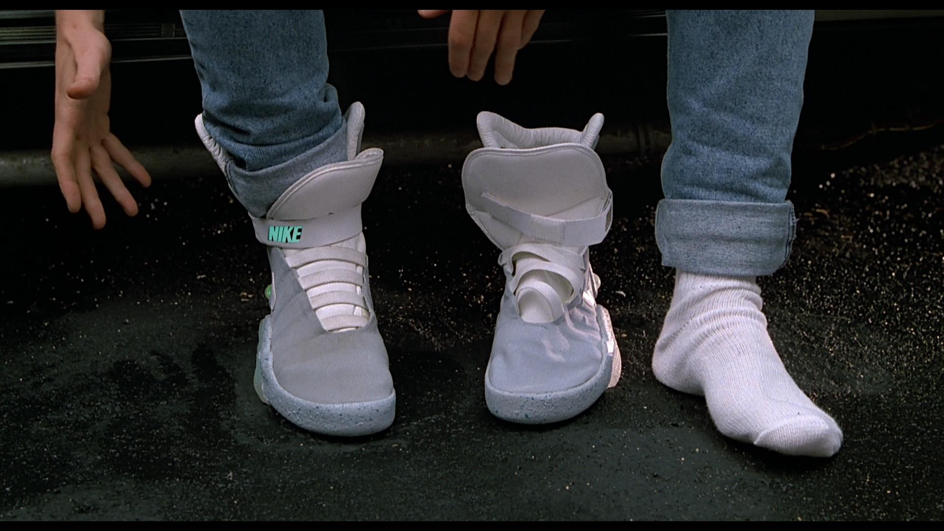 BTTF2 - Sneakers