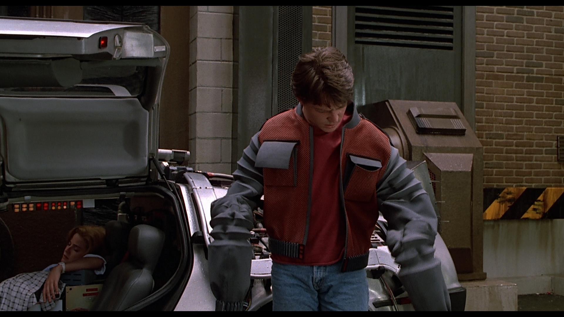 BTTF2 - Jacket