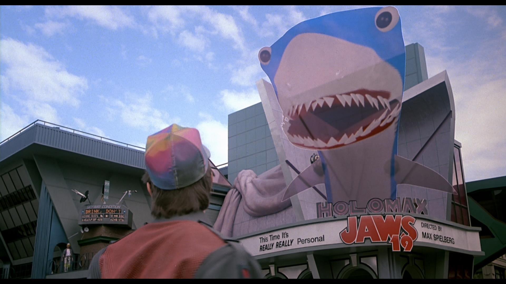 BTTF2 - Jaws 19 Holomax
