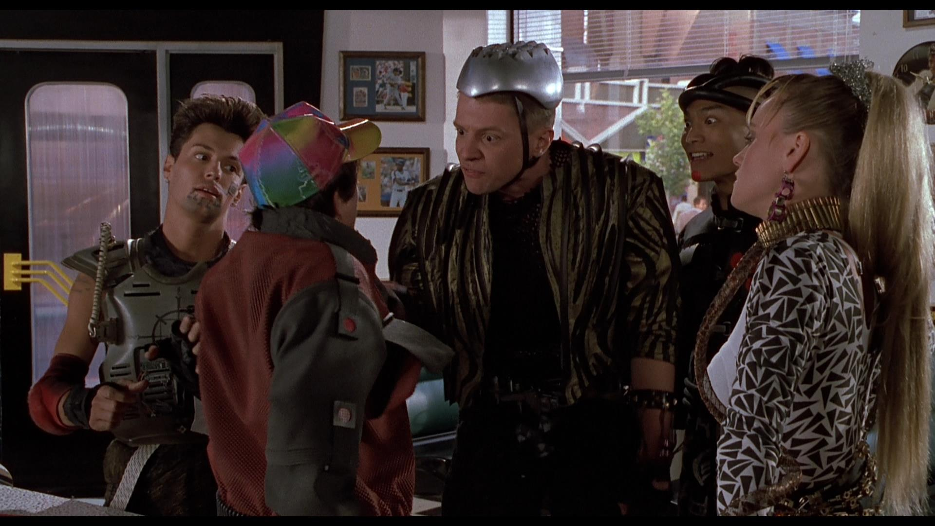 BTTF2 - Bionic Implants