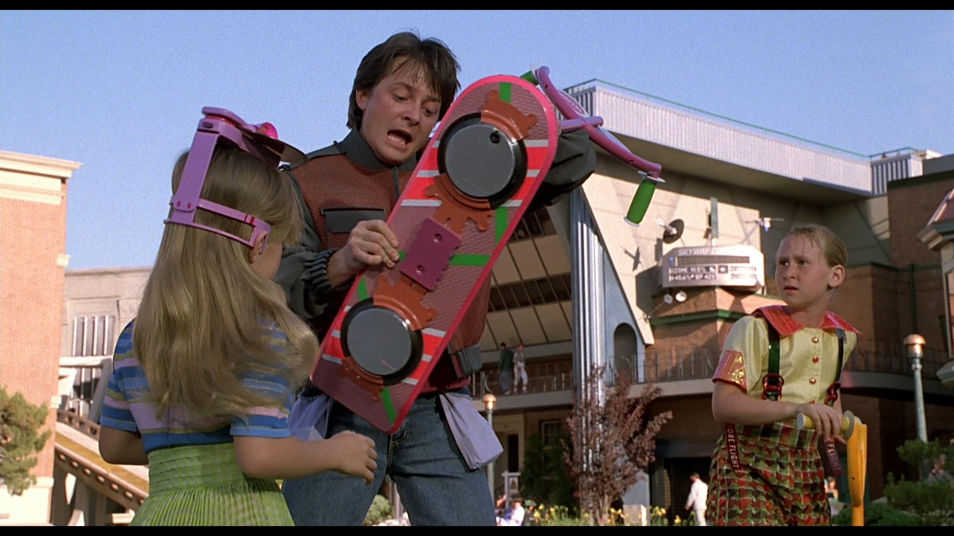 BTTF2 - Hoverboard