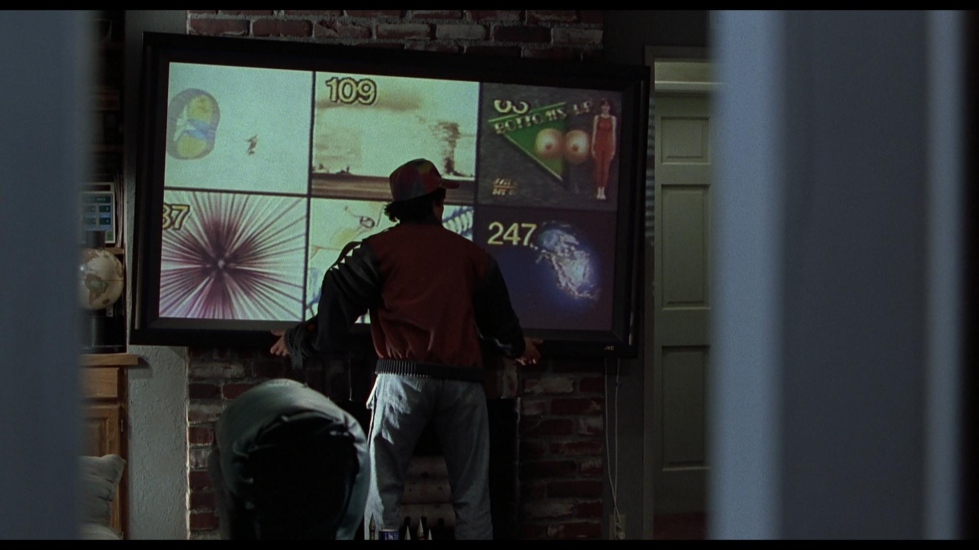 BTTF2 - Split Screen TV