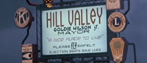 BTTF2 5 - Hill Valley Sign