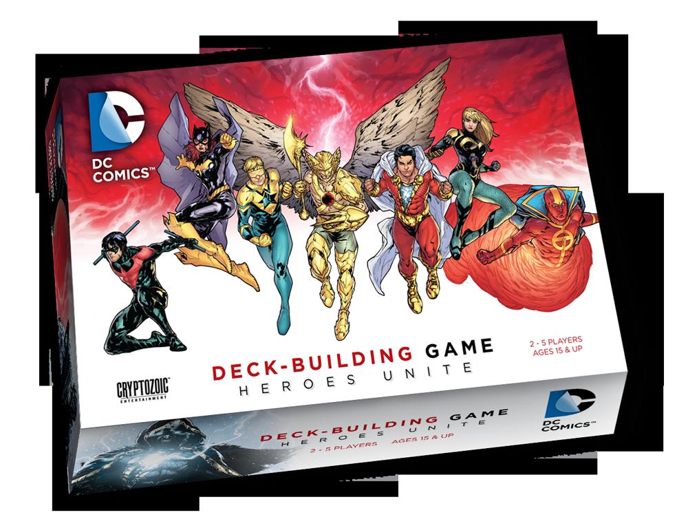 Heroes Unite Box