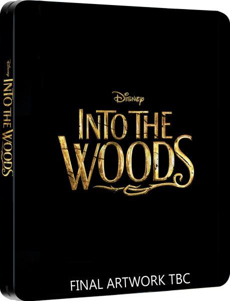 Into the Woods SteelBook temp art