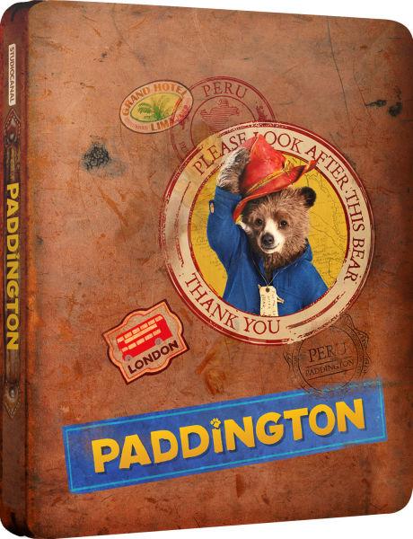 Paddington SteelBook front
