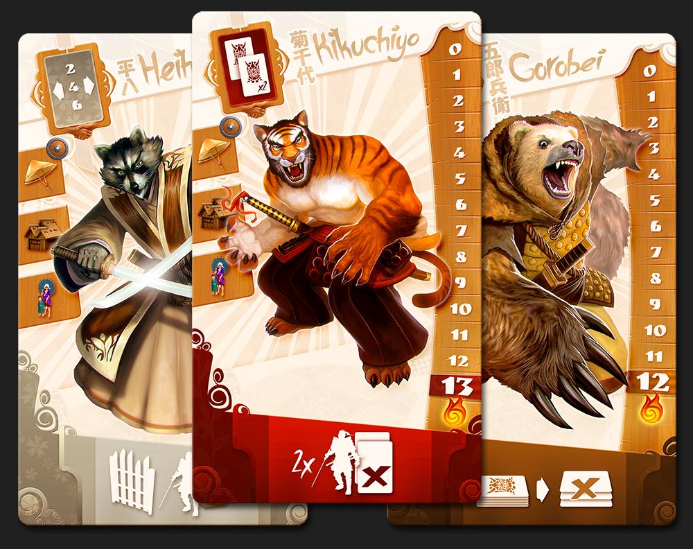 Samurai Spirit Beast Mode