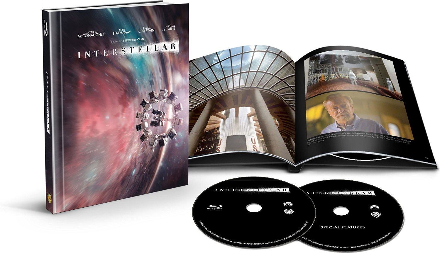 Interstellar Digibook - UK