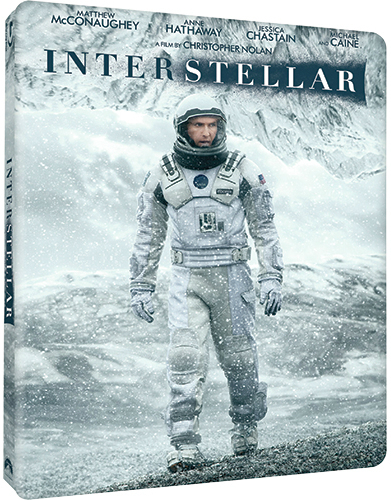 Interstellar SteelBook - Future Shop