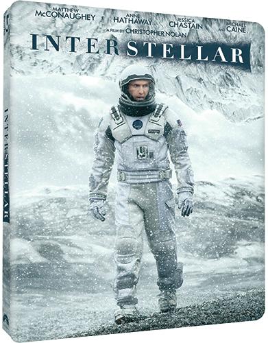 Interstellar SteelBook - Future Shop