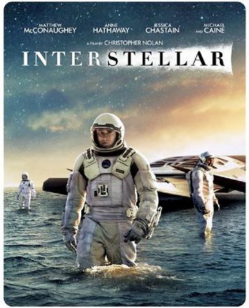 Interstellar SteelBook - Target