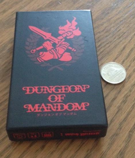 Dungeon of Mandom Box
