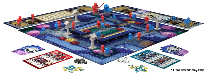 The Tournament Game Board