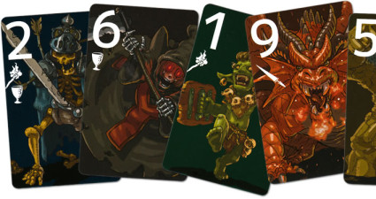 dungeon-of-mandom-card-game