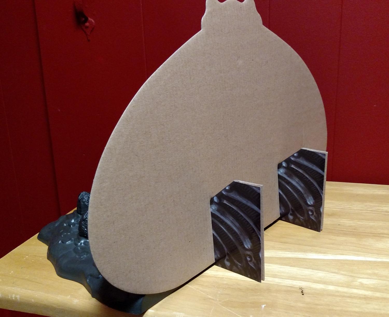 Alien Egg Chamber - Back Side