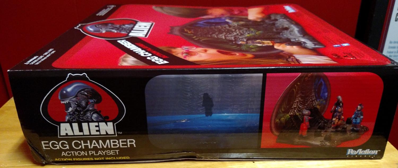 Alien Egg Chamber - Box Side Damage