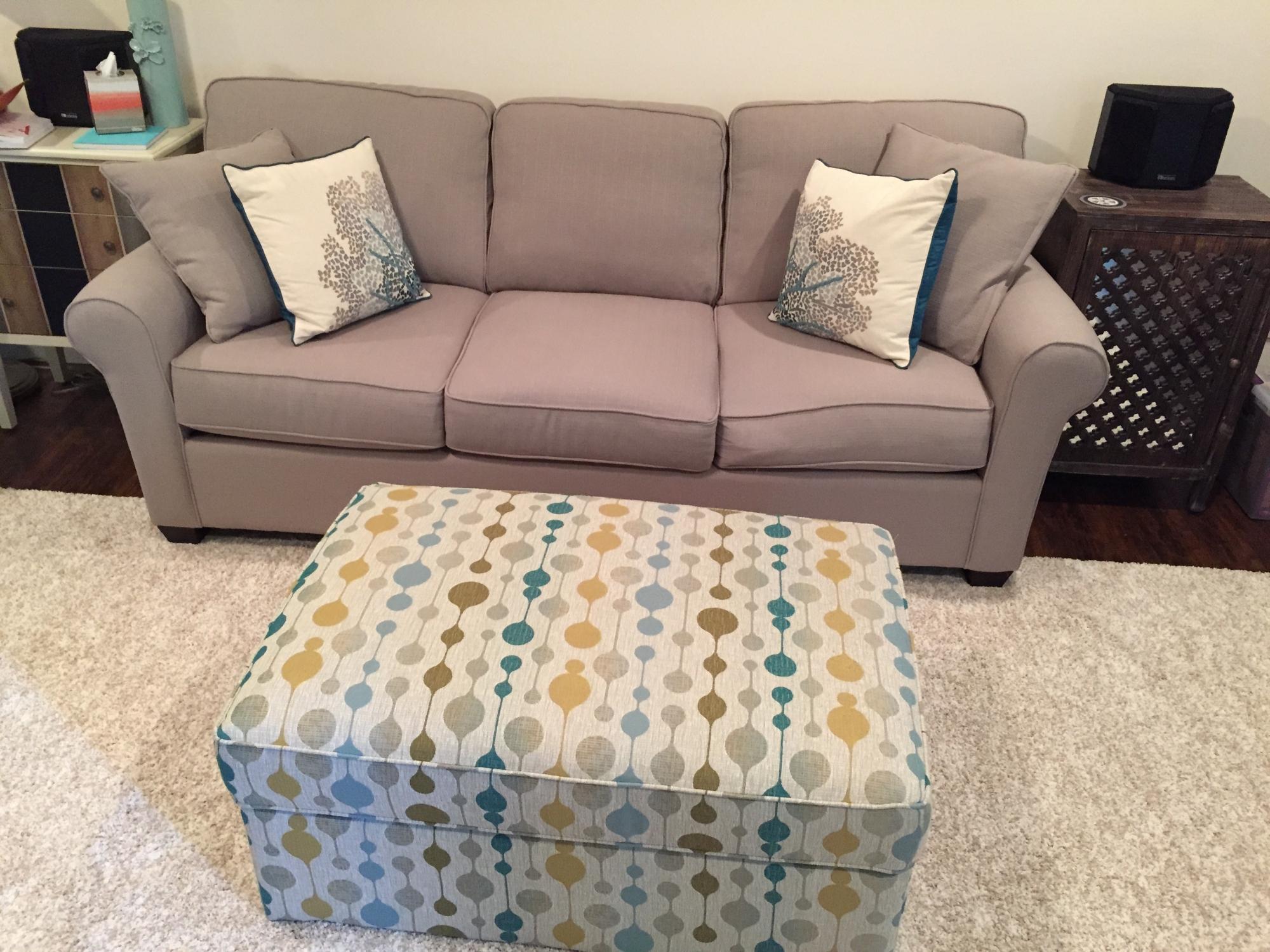 Adam's New Furniture