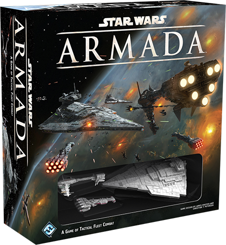 Star Wars Armada Box